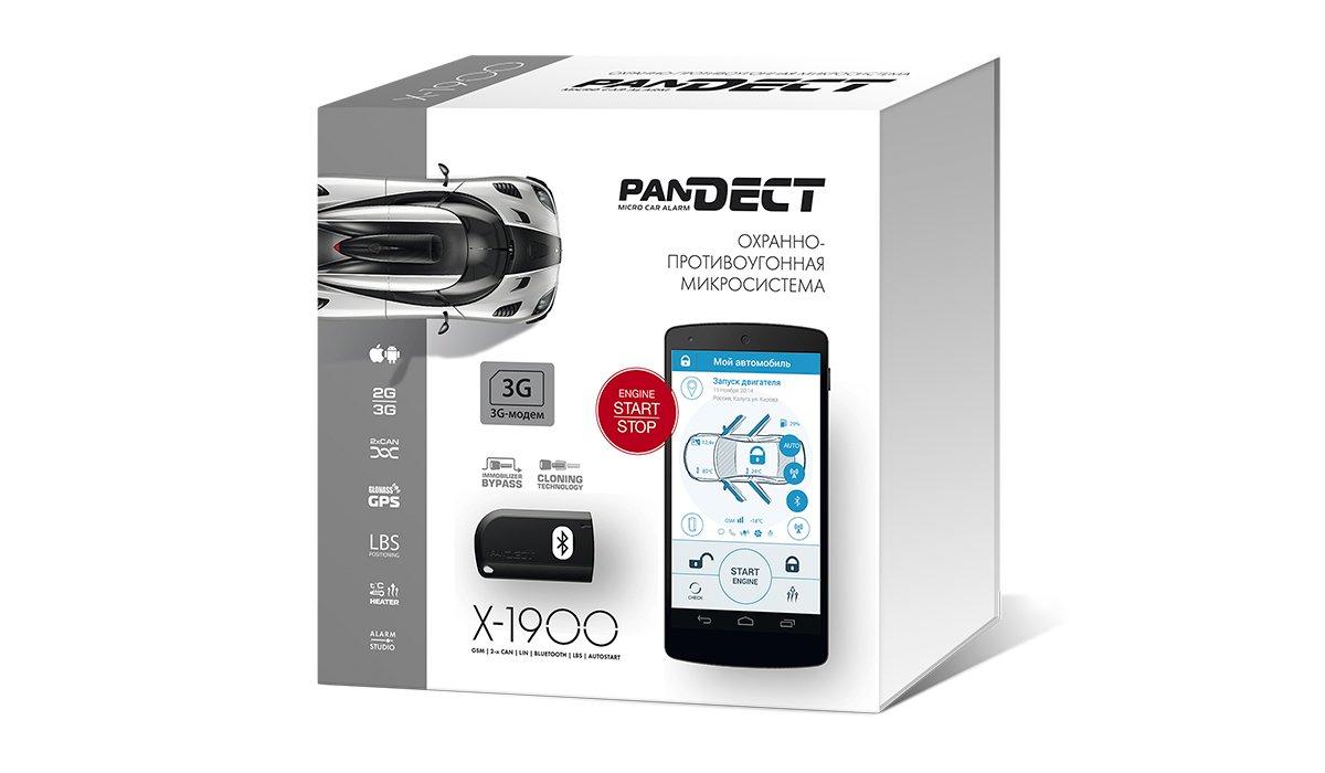 Pandect X1900